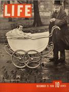 LIFE Magazine December 21, 1936 Magazine
