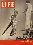 LIFE Magazine July 28, 1941 Magazine