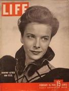 LIFE Magazine February 16, 1948 Magazine