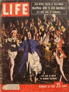 LIFE Magazine February 24, 1958 Magazine
