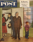 The Saturday Evening Post March 7, 1953 Magazine