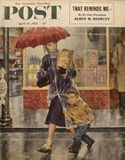 The Saturday Evening Post April 24, 1954 Magazine