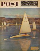 The Saturday Evening Post November 28, 1959 Magazine