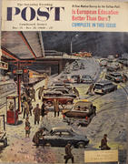 The Saturday Evening Post December 24, 1960 Magazine