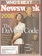 Newsweek Magazine January 2, 2006 Magazine