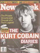 Newsweek Magazine October 28, 2002 Magazine
