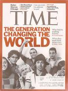 Time Magazine February 28, 2011 Magazine