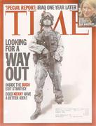 Time Magazine March 15, 2004 Magazine