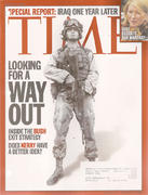 Time Magazine March 15, 2004 Magazine