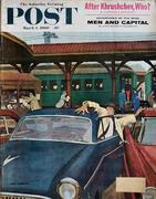 The Saturday Evening Post March 5, 1960 Magazine