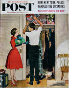The Saturday Evening Post December 10, 1960 Magazine