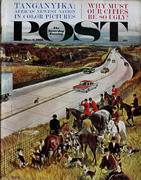 The Saturday Evening Post December 2, 1961 Magazine