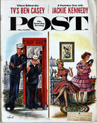 The Saturday Evening Post May 12, 1962 Magazine