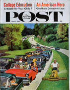 The Saturday Evening Post June 2, 1962 Magazine