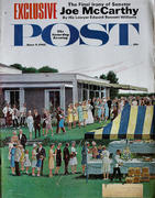 The Saturday Evening Post June 9, 1962 Magazine