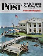 The Saturday Evening Post June 23, 1962 Magazine