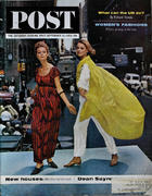 The Saturday Evening Post September 21, 1963 Magazine