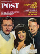 The Saturday Evening Post October 9, 1965 Magazine