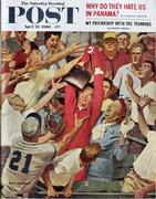 The Saturday Evening Post April 23, 1960 Magazine