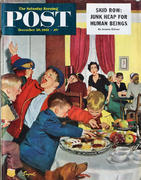 The Saturday Evening Post December 20, 1952 Magazine