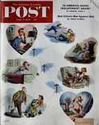 The Saturday Evening Post June 7, 1952 Magazine