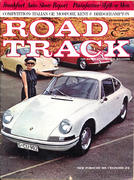 Road & Track Magazine December 1963 Magazine