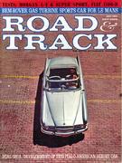 Road & Track Magazine July 1963 Magazine
