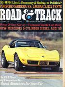 Road & Track Magazine October 1974 Magazine