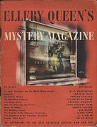 Ellery Queen's Mystery Magazine September 1945 Magazine