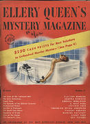 Ellery Queen's Mystery Magazine July 1946 Magazine