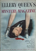 Ellery Queen's Mystery Magazine March 1949 Magazine
