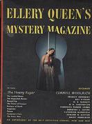 Ellery Queen's Mystery Magazine December 1950 Magazine