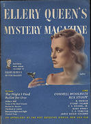Ellery Queen's Mystery Magazine June 1950 Magazine