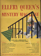 Ellery Queen's Mystery Magazine May 1950 Magazine
