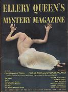 Ellery Queen's Mystery Magazine October 1950 Magazine