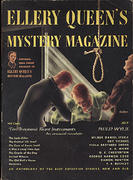 Ellery Queen's Mystery Magazine July 1950 Magazine