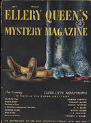 Ellery Queen's Mystery Magazine May 1951 Magazine