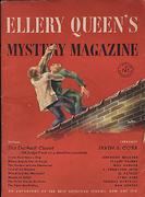 Ellery Queen's Mystery Magazine February 1951 Magazine
