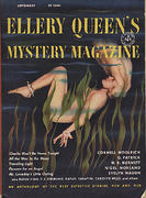 Ellery Queen's Mystery Magazine September 1951 Magazine