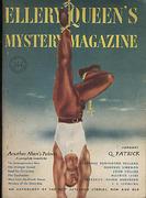Ellery Queen's Mystery Magazine January 1951 Magazine