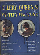 Ellery Queen's Mystery Magazine July 1951 Magazine