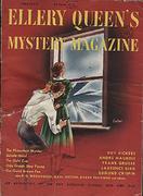 Ellery Queen's Mystery Magazine February 1952 Magazine
