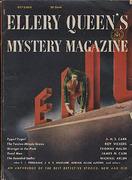 Ellery Queen's Mystery Magazine October 1952 Magazine