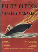 Ellery Queen's Mystery Magazine July 1952 Magazine