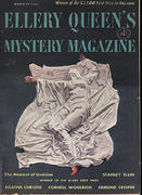 Ellery Queen's Mystery Magazine March 1955 Magazine