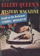 Ellery Queen's Mystery Magazine June 1955 Magazine