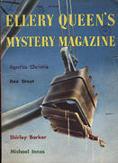Ellery Queen's Mystery Magazine May 1955 Magazine