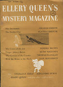 Ellery Queen's Mystery Magazine July 1956 Magazine
