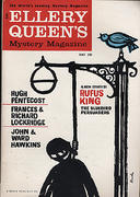 Ellery Queen's Mystery Magazine May 1960 Magazine