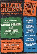 Ellery Queen's Mystery Magazine November 1963 Magazine